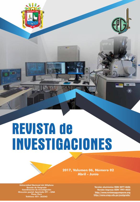Revista de Investigaciones