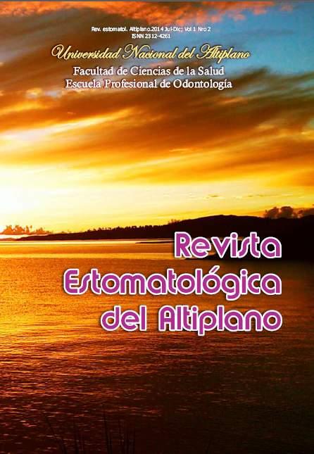 Revista Estomatològica del Altiplano